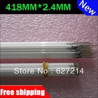 20Pcs/lot 418mm*2.4mm,419*2.4mm ccfl CCFL lamp/ccfl tube for lcd monitor/lcd tv 19 inch Free shipping