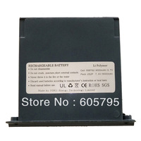 Free Shipping!!Rechargeable Battery for owon Digital Storage Oscilloscope SDS6062/7102/8102/8202/9302