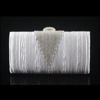 2013 dinner party shaping silks and satins women's handbag bridal gifts bag  for SAMSUNG   mobile phone