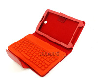 High Quality Flip Magnetic Detachable Wireless Bluetooth Keyboard Leather Cases Cover For Samsung Galaxy Tab 3 P3200 P3210 BT15