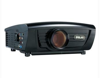 Digital fabricante Galaxy DG-737 HDMI home theater proyector de vídeo, regalo para los niños para juegos, tv, y películas online