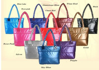 Free Shipping +Fashion Corea bolso de hombro 2013 Mujer carta ultralarge doble uso Causal Multicolor Women shoulder bag
