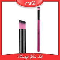 MSQ Blue Synethic Hair Eyebrow Makeup Brush Eyeshadow Single Brush