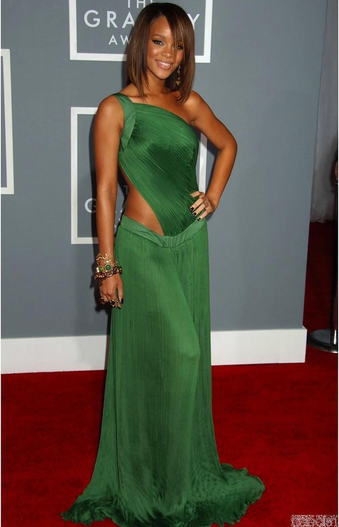Green Long Dress Red Carpet Long Red Carpet Dresses