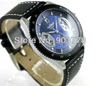 10PCS/LOTNew arrival fashion design high quality winner mechanical hand wind watch,mechanical movement