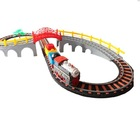 Thomas Train Electric Railway Track Toy Model Building Kits(China (Mainland))