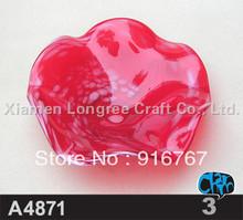 red art glass price