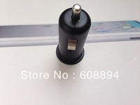 Free Shipping,Black Color Belkin Dual USB Car Charger for iPhone 5C 5S/iPod/Samsung/HTC,With Retail Package,50pcs/lot