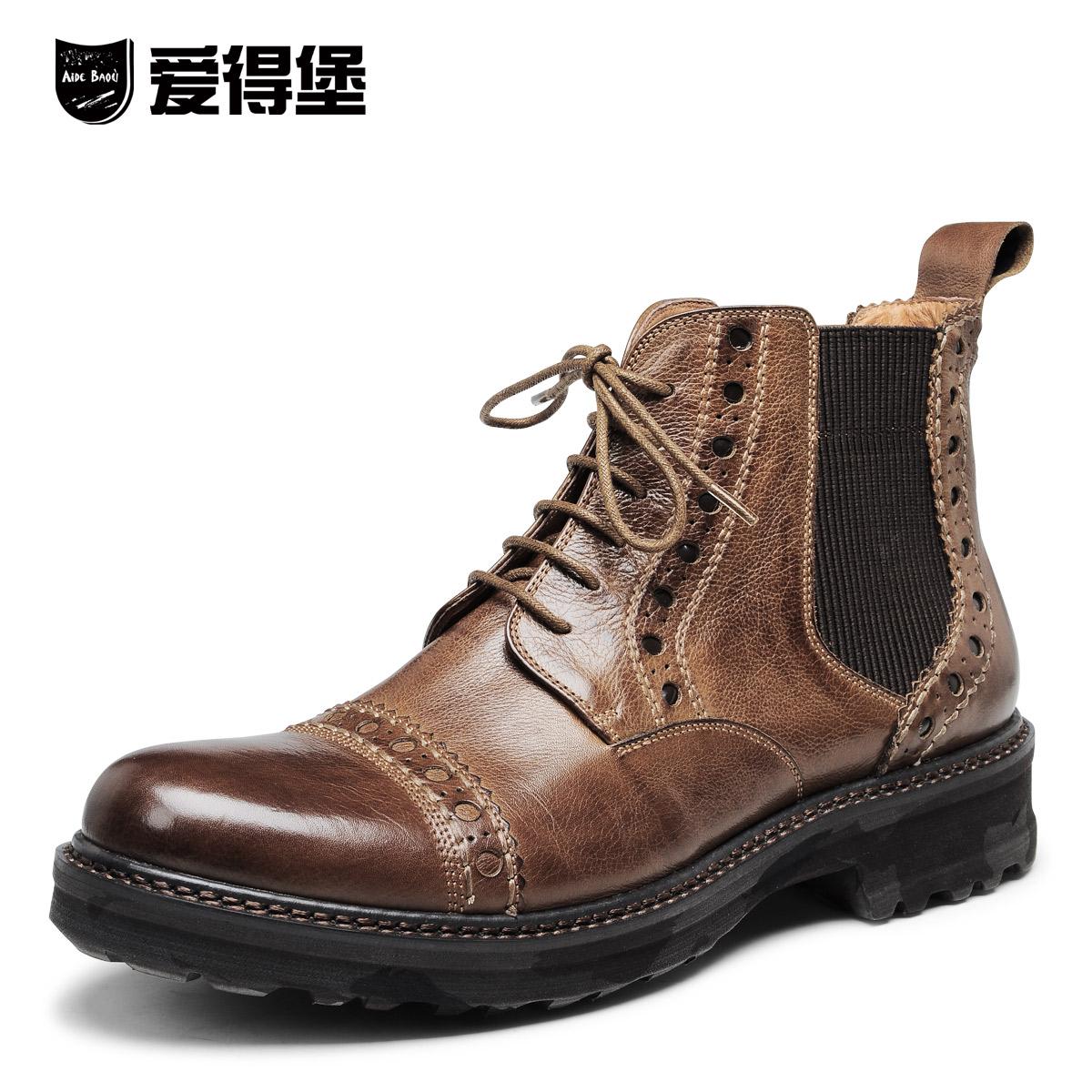 Trendy Mens Winter Boots | Santa Barbara Institute for ...
