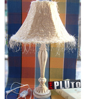 Home decoration table lamp bed-lighting classical resin table lamp 056a