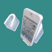 Retail Store Acrylic Mobile Phone Display Stand