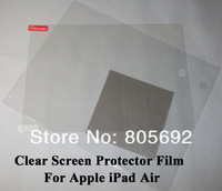 300PCS Clear Films Screen Protector Guard For Apple iPad Air Film