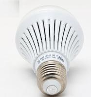 Huaqiang Scrub Series led Lighting led Energy-saving Light Bulbs Lighting Lucence Hindchnnel 5050 5W 8W 220V White AC