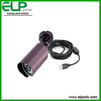 Free Shipping to Singapore/Malaysia, Motion Detection Real time Infrared USB Camera for Machine