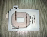 Free Shipping Wholesale QI Standard Wireless cell phone charging Receiver for Samsung Galaxy S3