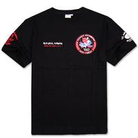men's clothing fashion plus size t shirt  Large round neck short sleeve T-shirt  plus size big size xxxl 4xl 5xl 6xl  155cm bust