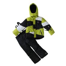 Russian -20 to -30 Winter children ski suits boy's ski jackets+pant children winter snow suit outdoor wear kid's ski winter sets(China (Mainland))