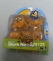 Hot!!!!   Adventure Time Jack Battle Pack Jake 8 Jake Battle Pack action figures model