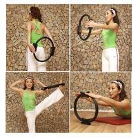 New Pilate Ring PILATES MAGIC Fitness Circle Yoga Free shipping