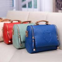 2014 new preppy style women messenger bag vintage bag crossbody bag shoulder bags women handbag totes