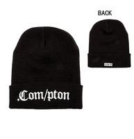 New Arrival Compton Beanies Hats Black supreme bitch beanie Fashion boy london street hip hop  caps Cheap winter knitted  hat