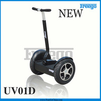 Wholesale CE Approved Freego Self Balance electric cruiser scooters transporter For Outdoor Sports rental UV01D free gift