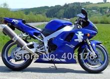 Hot Sales,Hot 98 99 R1 fairing kit For Yamaha Yzf R1 1998 1999 Race Blue Motorcycle Bodywork Fairings (Injection molding)(China (Mainland))