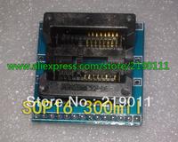 SOP16 TO DIP16 SOP16 TURN DIP16 SOP16 programmer IC Adapter wide 300mil 25 series 16pin chip