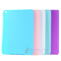 20Pcs/Lot TPU Jelly Soft Back Cover Shell Case For Apple iPad Air 5 5th Gen