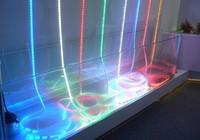 LED Strip light 335 SMD  48led/m 12V 5m/Nos, White color 5MM PCB board Wide Waterproof strip light