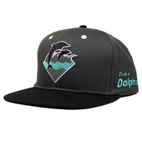16 Style New Cool hip-hop Adjustable Baseball Men's Women's Pink Dolphin Pattern Snapback Hats