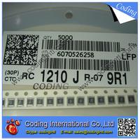Chip Resistors 1206 1/4W 9.1 Ohm 5% 1206 9.1R
