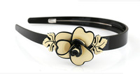 free shipping high grade elegant femal hairbands with comb,hair accessories