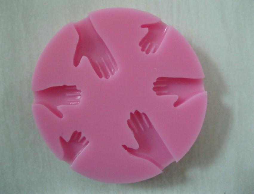 Как сделать силиконовые формочки своими руками6