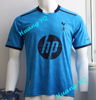 13 14 Tottenham Hotspur Blue jersey soccer shirts Top Thai Quality football jerseys  freeshiping