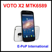 Voto X2 Android Phone 5.0 inch OGS 1920x1080px 13.0MP Dual Camera 1GB RAM 16GB WCDMA MTK6589T Quad Core