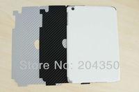 Vinyl Carbon Fiber Sticker For Ipad air back Guard For Ipad air 5 via DHL 200pcs/lot