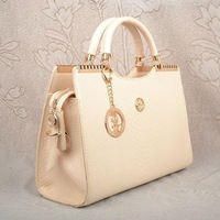 Free & Fast Shipping! Nice Beige Women's Korean Fashion Handbag Shoulder Bag Tote Cross Body Bags