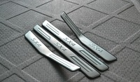 2007-2012 Suzuki SX4 High quality stainless steel Scuff Plate/Door Sill