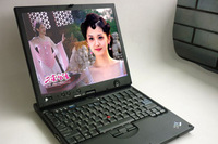 12.1inch original brand FromIBM X60  used laptop dual core used/ second hand laptops with 1G 60G