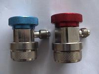 134a automotive air conditioning adjustable joint fluorine qc-la ha quick connector