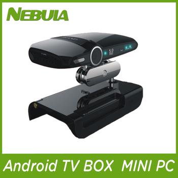 Newest EU3000(HD2)Android4.2 TV Box Allwinner A20 Cortex Dual Core A7 5.0MP Camera MIC Skype HDMI 1080P1G/8G TV Receiver