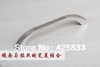 10pcs 128mm Zinc Alloy Kitchen Door Handles High Quality Drawer Knobs Cabinet Pullls for Kitchen Cabinet Hardware