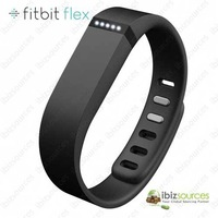Fitbit Flex Wireless Activity + Sleep Wristband Black SMALL & LARGE BLACK