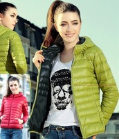 2013 Fashion down coat Winter jacket women,winter coat women winter color overcoat women down jacket women parka HSHN 001