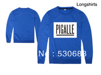 Pigalle Sweatshirts New arrival men and women fashion sport Sweaters 5 colors sportswears! Free Shipping Size S-XXL