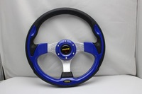 Free shipping 2013 promotional special modification PU13-inch steering wheel