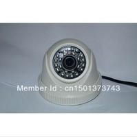 CW Plastic CCTV Camera 24 leds Camera 800 TVLines