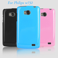 Luxury High Quality Case for Philips W732 New Arrival Vanguard Hot Sale Cooleye series soft Protective Cover + free shipping