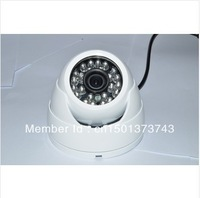 IR 24leds CCTV Vandal Dome camera